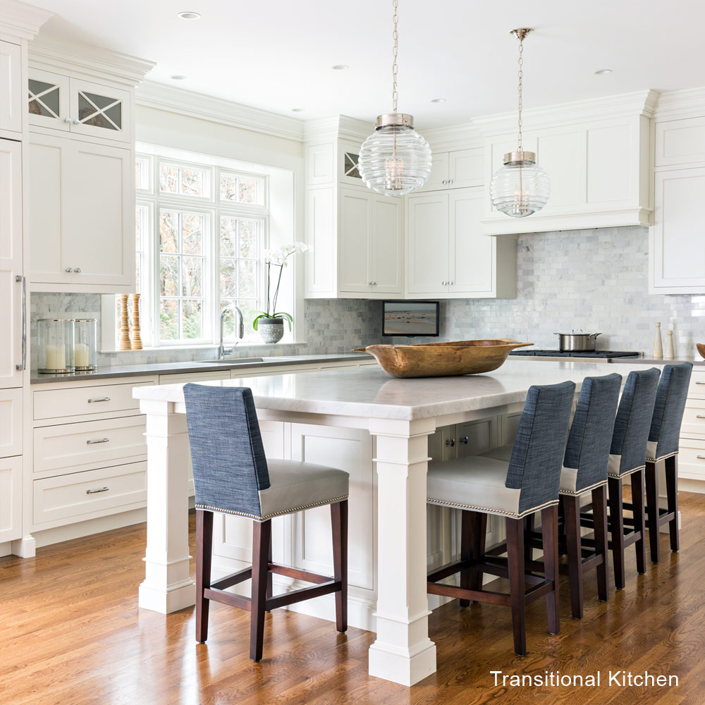 Traditional Vs Transitional Kitchens