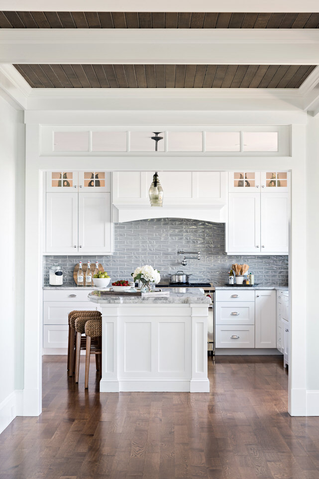Styling Your New Kitchen Lewis Weldon Custom Kitchens