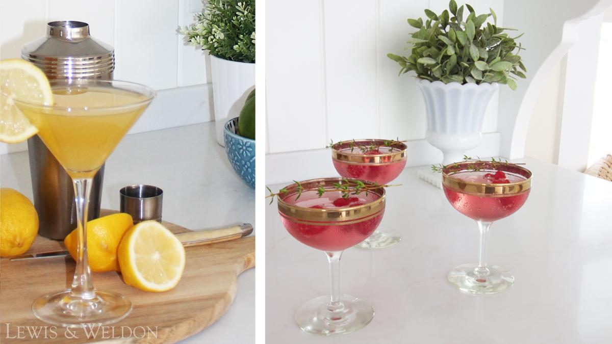 Quarantine Cocktail Ideas
